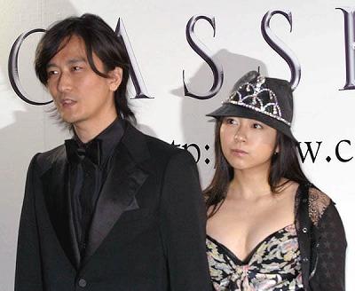 宇多田ヒカルと紀里谷和明