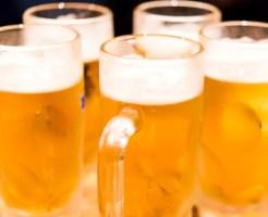 ビール 飲み会 乾杯