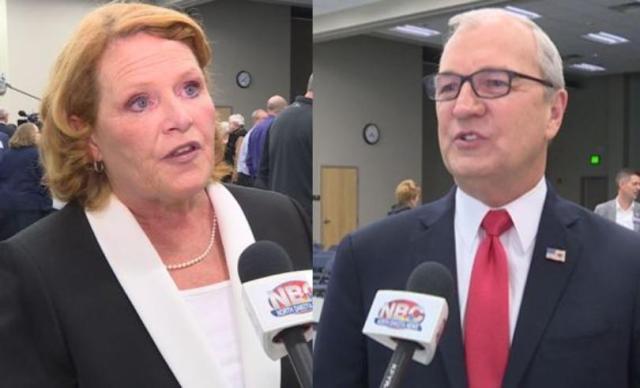 ND: Analysis of Senate Debate