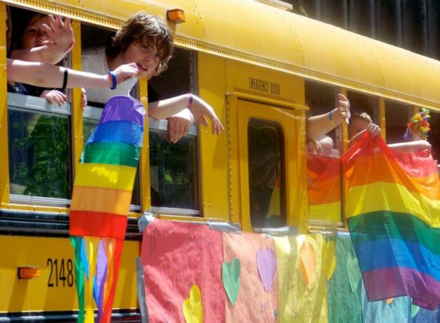 ICYMI: LGBT History To Be Required Learning in Illinois K-12 Schools