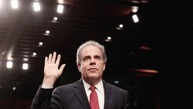 AUDIO : Horowitz Said Dossier Was Salacious And Unverified