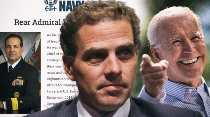 Biden Abuse of Office| Navy, Nepotism, and Narcotics