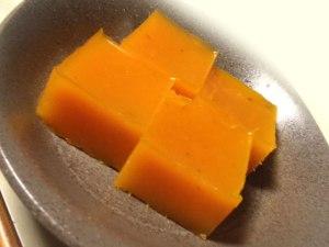 かぼちゃ羊羹