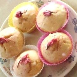 桜マフィン