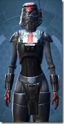 Imperial Trooper - Female Close