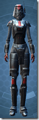 Imperial Trooper - Female Front