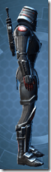 Imperial Trooper - Male Right