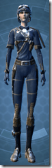 Republic Officer - Female Front