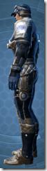Republic Officer - Male Left
