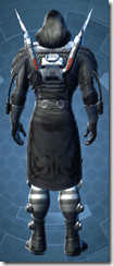 Battlemaster Weaponmaster Imp - Male Back