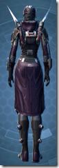 Battlemaster War Leader Imp - Female Back
