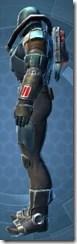 Mercenary Elite - Male Left