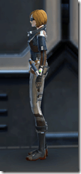 Gunslinger Left Side