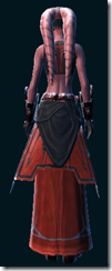Sith Combatant Back