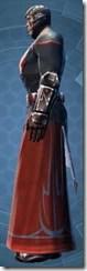 Sith Combatant - Male Left