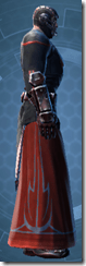 Sith Combatant - Male Right