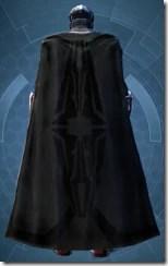 Warlord Elite - Male Back