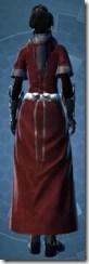 Warlord - Female Back