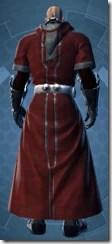 Warlord - Male Back