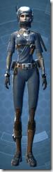 Civilian Pilot - Female Front