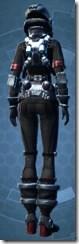 Imperial Pilot Back