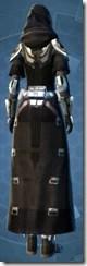 Force Battler Pub - Female Back