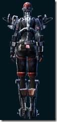 E Rakata Weaponmaster Back