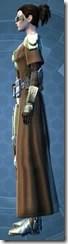 Jedi Battlelord - Female Left