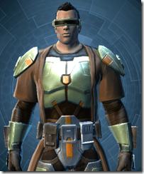 Jedi Battlelord - Male Close