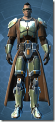 Jedi Battlelord - Male Front