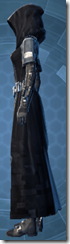 Jedi Myrmidon - Female Left