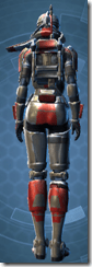 TT-17A Elite Vanguard Pub - Female Back