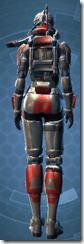 TT-17A Elite Vanguard Pub - Female Back