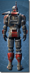 TT-17A Elite Vanguard Pub - Male Back