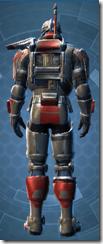 TT-17A Elite Vanguard Pub - Male Back