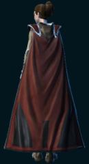 F Shrouded Knight Back