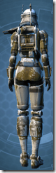 RD-16B Enforcer Pub - Female Back