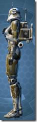 RD-16B Enforcer Pub - Female Left