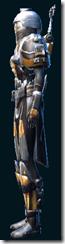 F Columi Supercommando Left Side