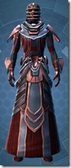 Ancient Exemplar Imp - Male Front