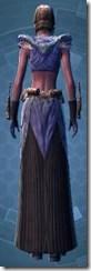 Grand Inquisitor - Female Back