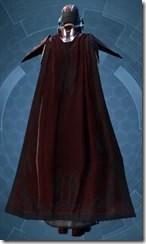 Sith Archon - Female Back