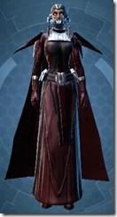 Sith Archon - Female Front