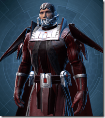 Sith Archon - Male Close