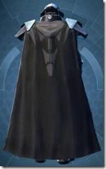 Sith Champion - Male Back