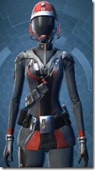 RD-06B Eliminator Imp - Female Close
