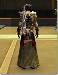 M - Sand People Bloodguard Back