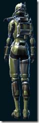Trooper's Exalted Back