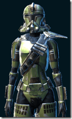 Trooper's Exalted Close
