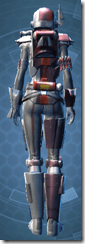 TT-16A Powered Assault Imp - Female Back